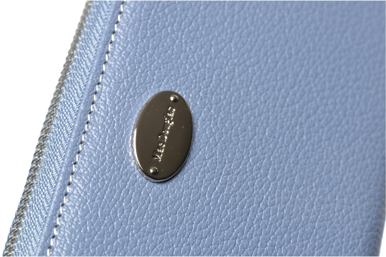 Portemonnaies & Clutches Mac Douglas BUNI Bonheur Portefeuille blau ansicht von links