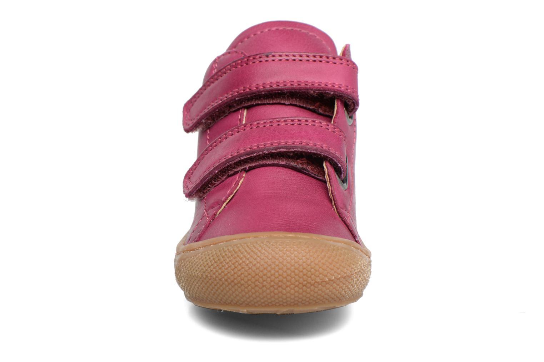 Sneakers Naturino Cocoon VL Rosa modello indossato