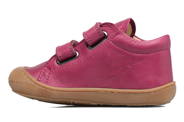 Sneakers Naturino Cocoon VL Rosa immagine frontale
