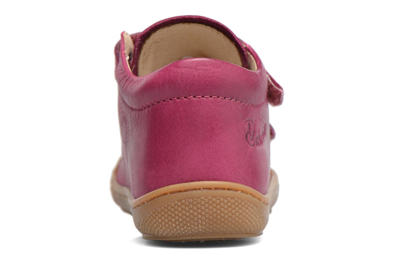 Sneakers Naturino Cocoon VL Rosa immagine destra