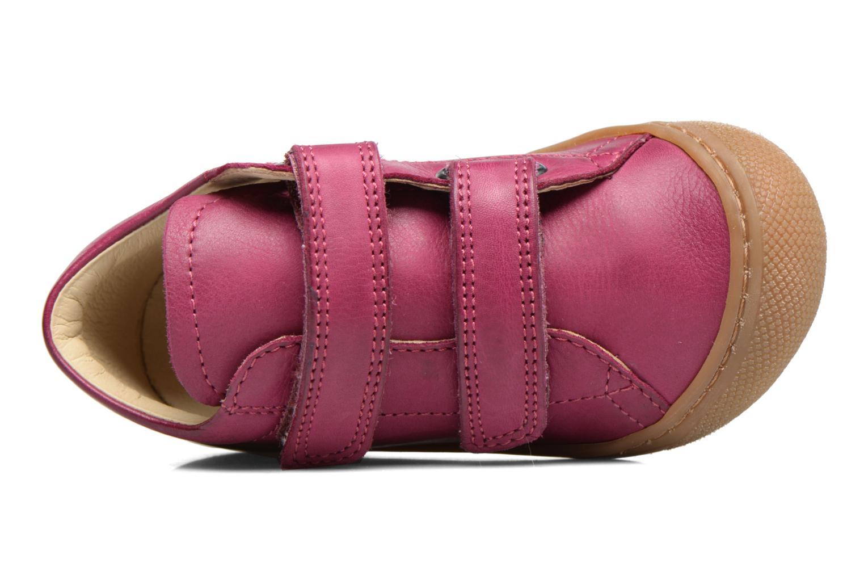 Sneakers Naturino Cocoon VL Rosa immagine sinistra