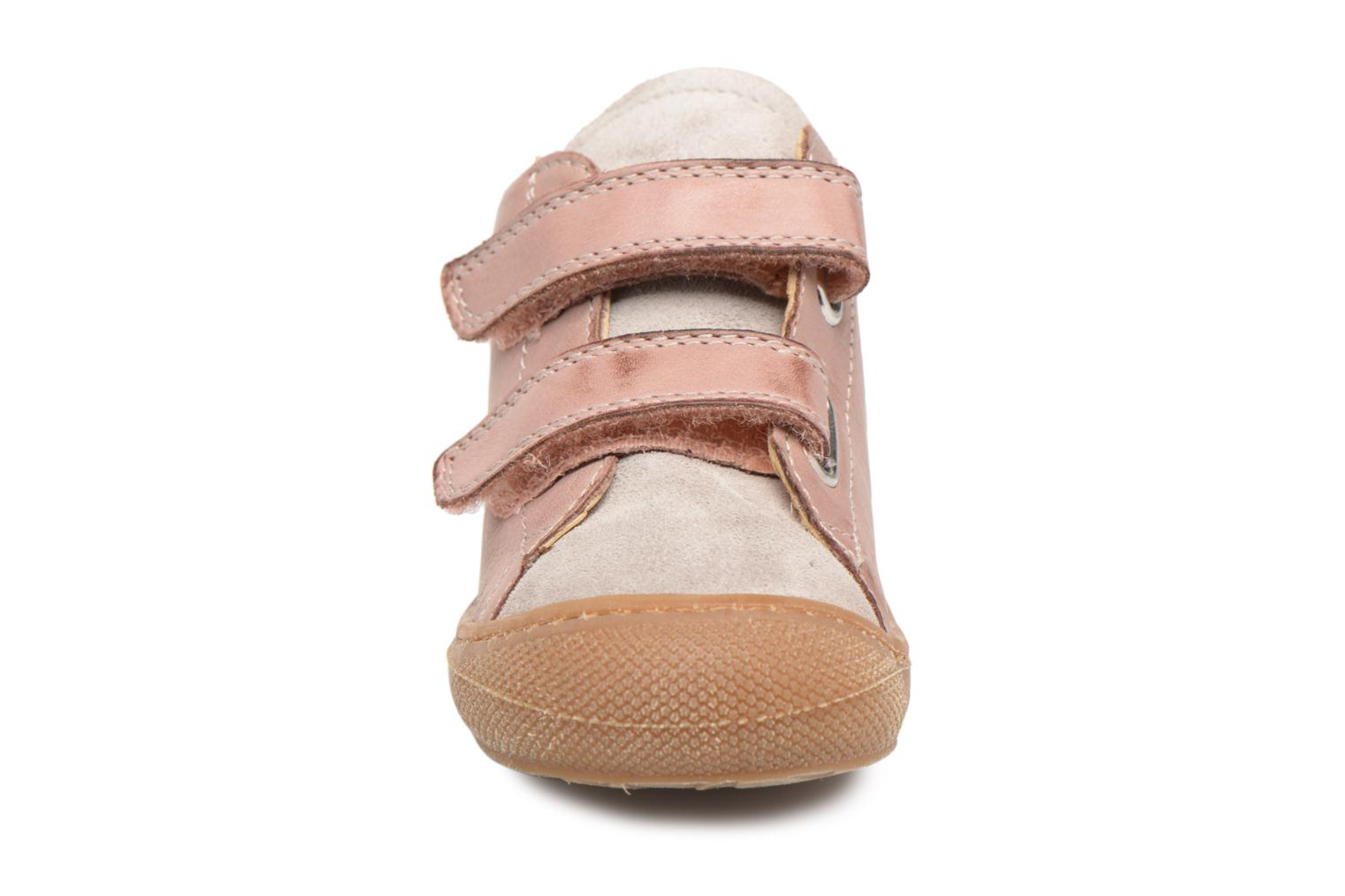 Trainers Naturino Cocoon VL Pink model view