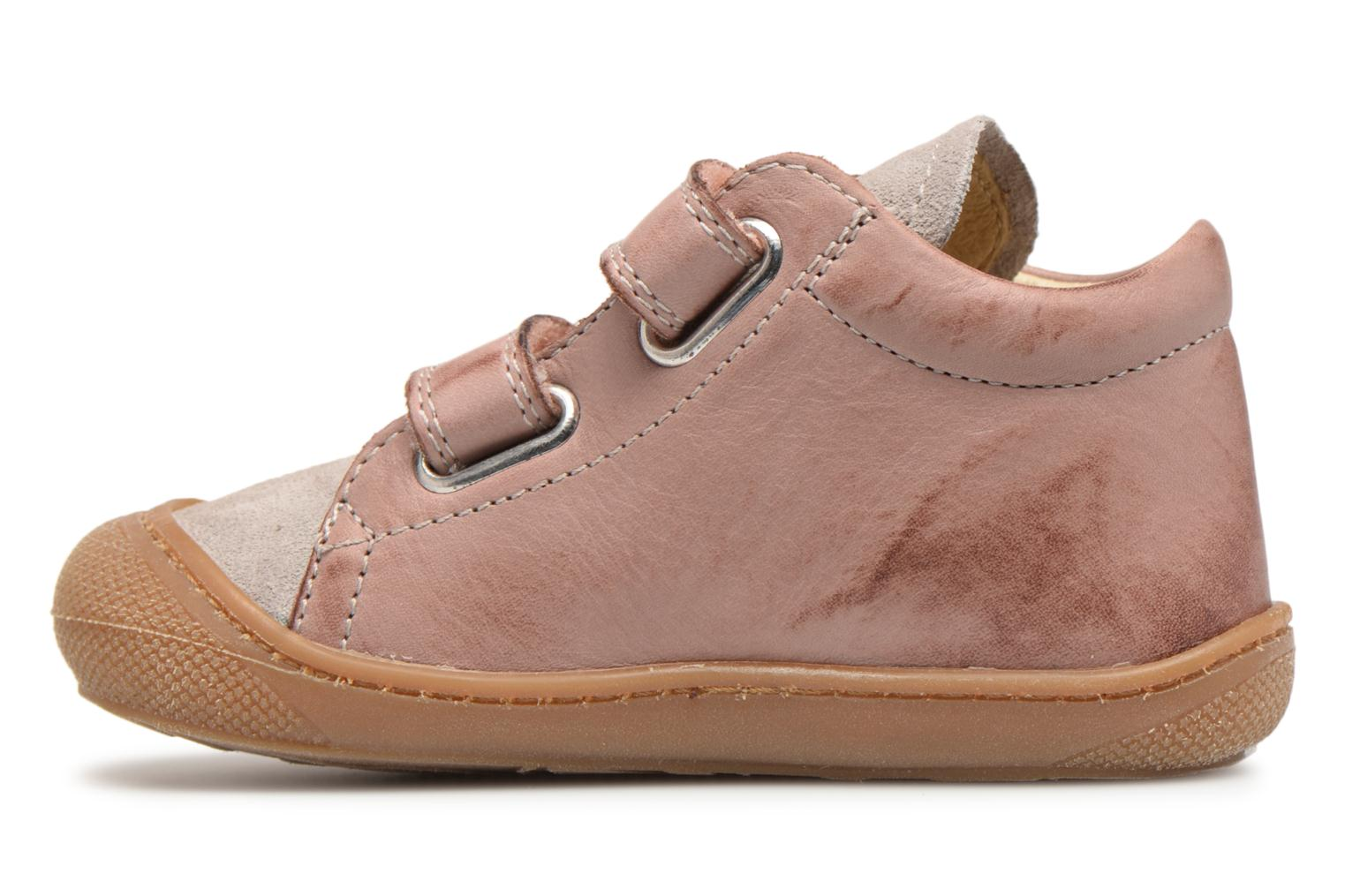Trainers Naturino Cocoon VL Pink front view