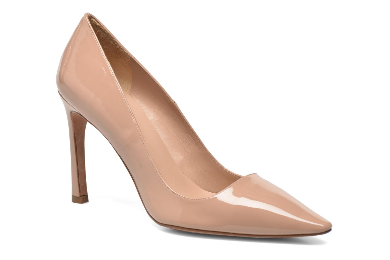 Zapatos de tacón Pura Lopez Mariela Beige vista de detalle / par