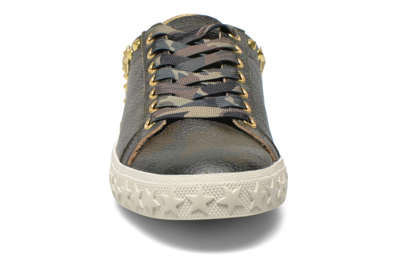 Baskets Ash Dazed Multicolore vue portées chaussures