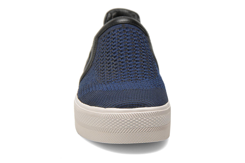 Baskets Ash Jeday Bleu vue portées chaussures