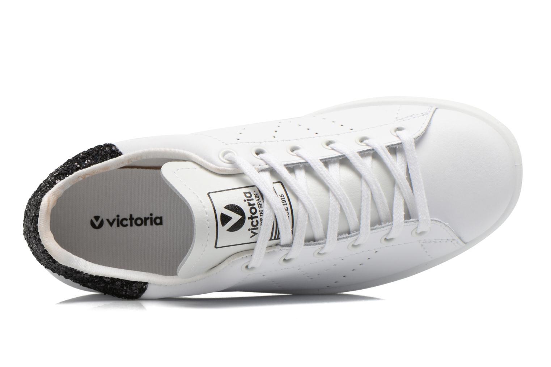 Baskets Victoria Deportivo Kids Blanc vue gauche