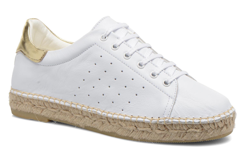 Baskets 1035 Blanc Or