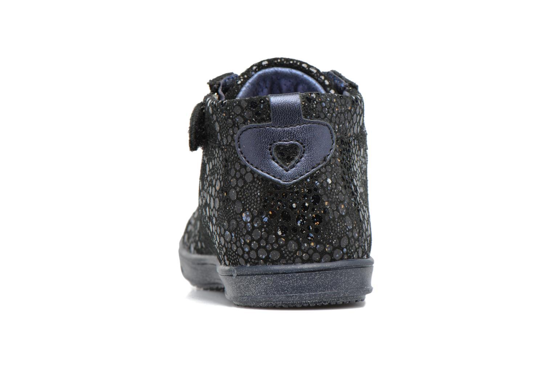 Bottines et boots Little Mary Vitamine Argent vue droite