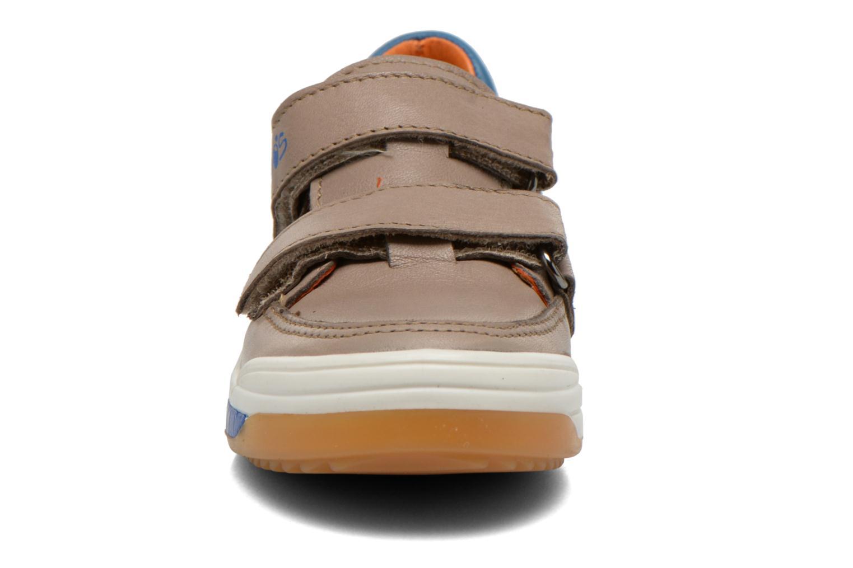 Sneaker Acebo's Tempo grau schuhe getragen