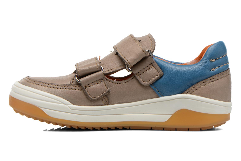 Sneaker Acebo's Tempo grau ansicht von vorne