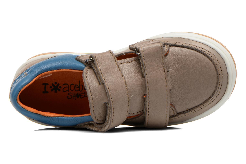 Sneaker Acebo's Tempo grau ansicht von links