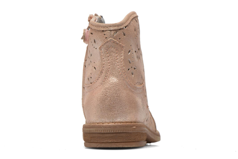 Boots en enkellaarsjes Acebo's Nerea Roze rechts
