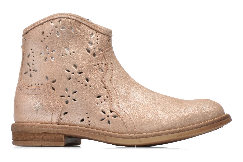 Boots en enkellaarsjes Acebo's Nerea Roze achterkant