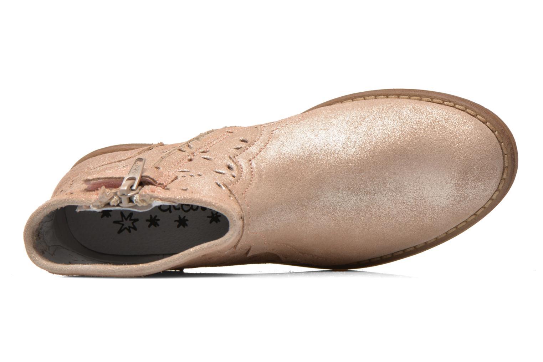 Bottines et boots Acebo's Nerea Rose vue gauche