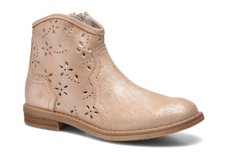 Boots en enkellaarsjes Acebo's Nerea Roze detail