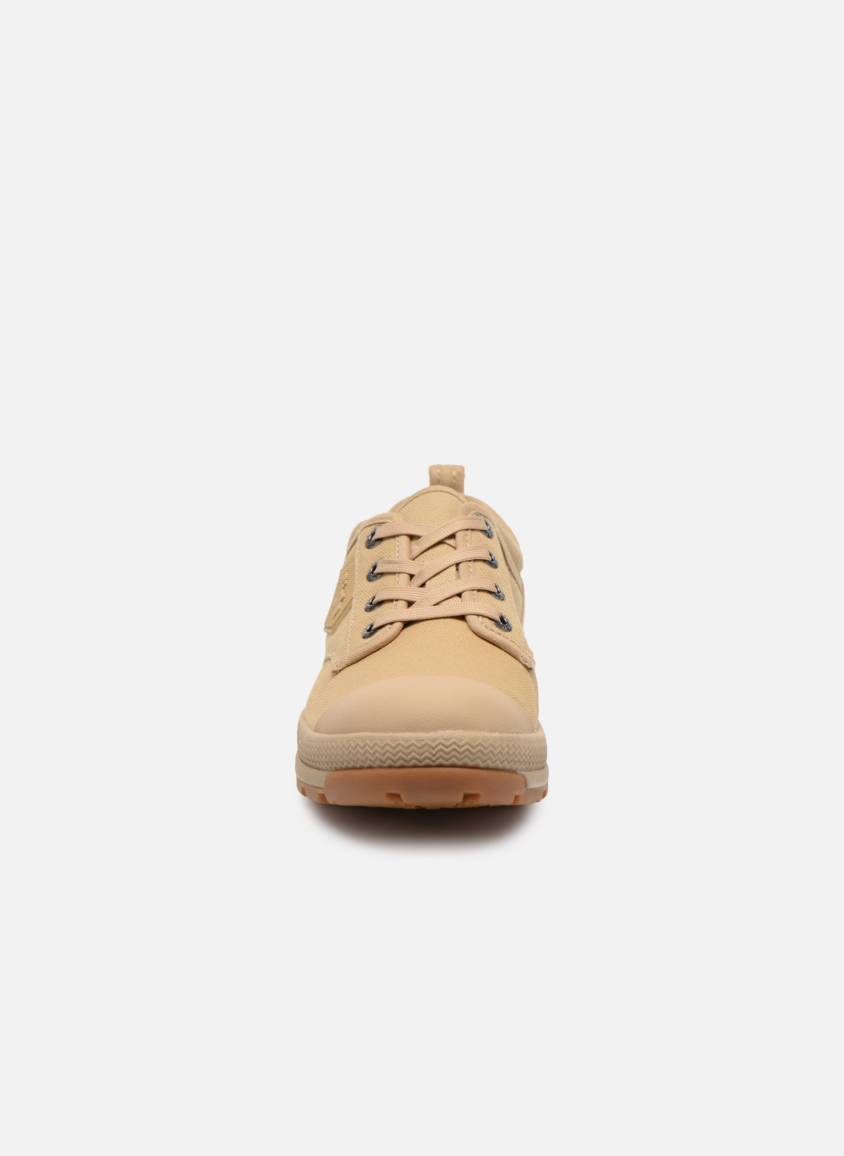 Lace-up shoes Aigle Tenere 3 Light Low W Beige model view