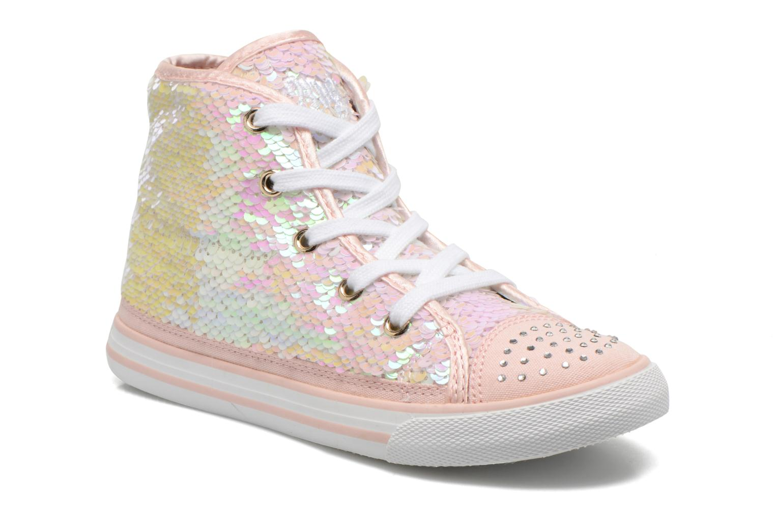 Trainers Primigi College G88 Pink detailed view/ Pair view