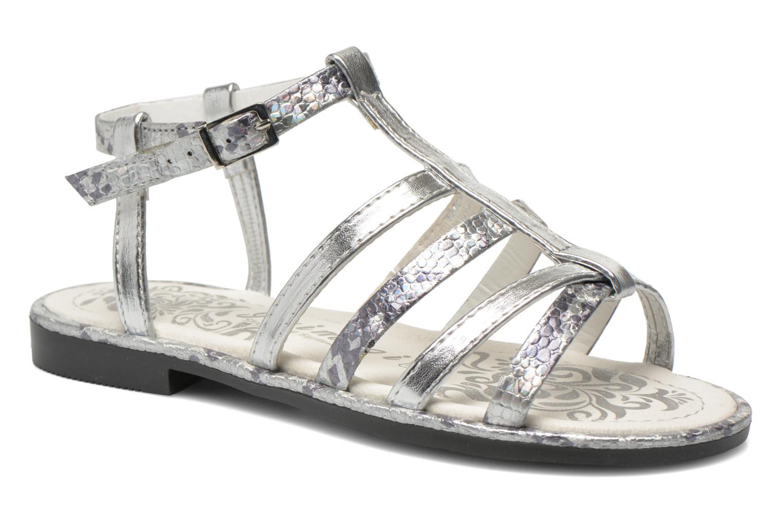 Sandales et nu-pieds Primigi Luz Argent vue détail/paire