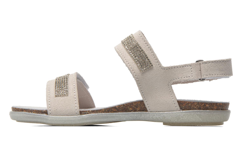 Sandales et nu-pieds Primigi Kyda Blanc vue face