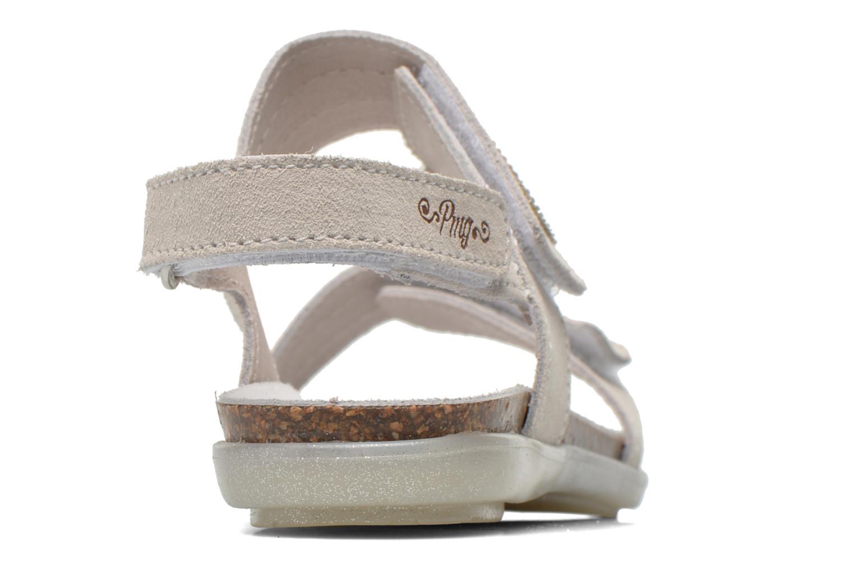Sandales et nu-pieds Primigi Kyda Blanc vue droite