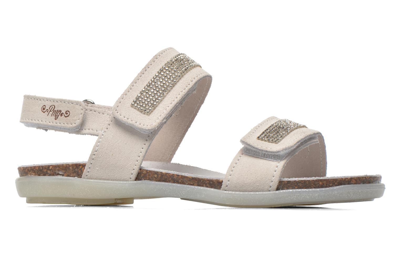 Sandales et nu-pieds Primigi Kyda Blanc vue derrière
