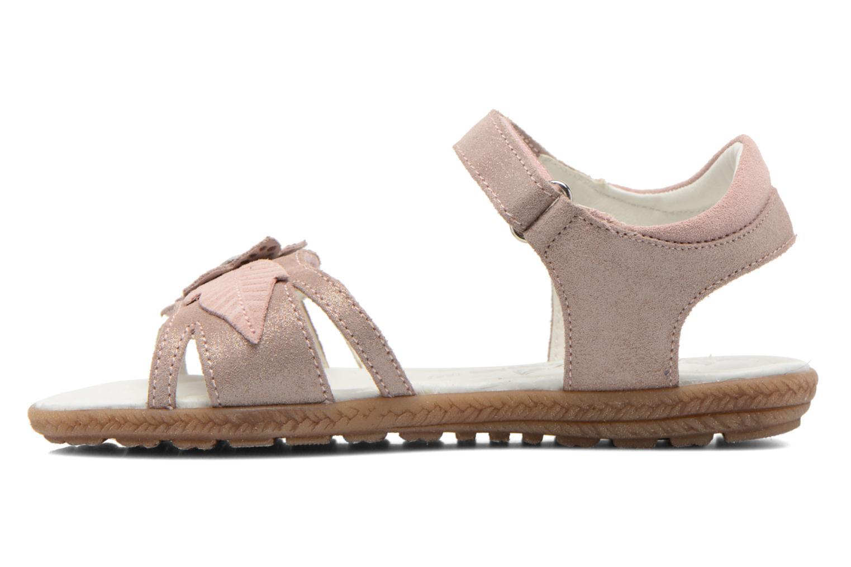 Sandales et nu-pieds Primigi Camelie-E Rose vue face