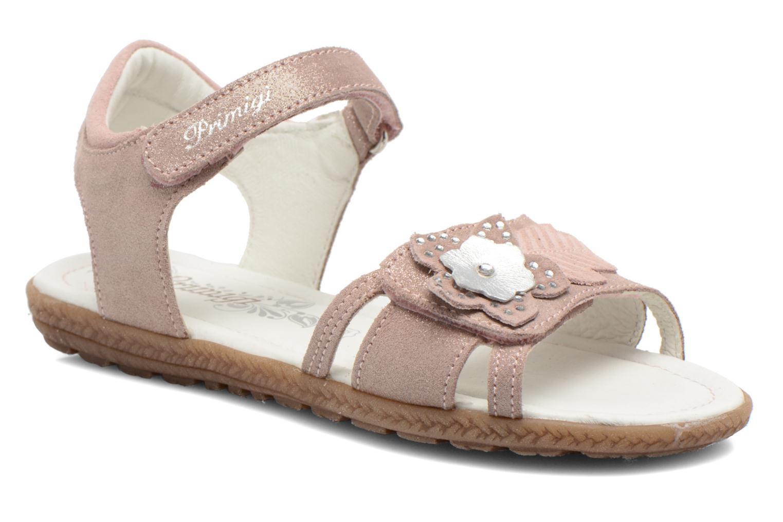 Sandals Primigi Camelie-E Pink detailed view/ Pair view