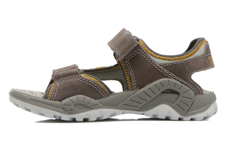 Sandales et nu-pieds Primigi Tyon-E Gris vue face