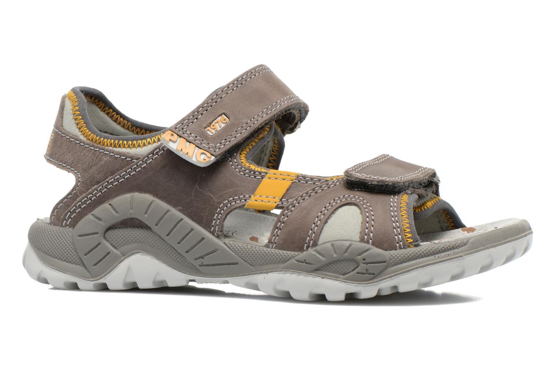 Sandales et nu-pieds Primigi Tyon-E Gris vue derrière