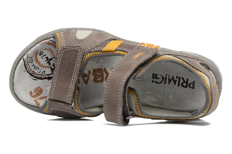 Sandales et nu-pieds Primigi Tyon-E Gris vue gauche
