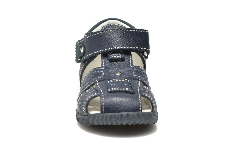 Sandales et nu-pieds Primigi Lars Bleu vue portées chaussures