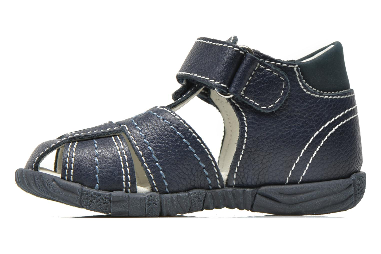 Sandales et nu-pieds Primigi Lars Bleu vue face