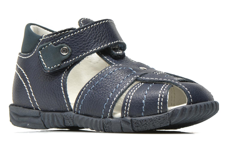 Sandales et nu-pieds Primigi Lars Bleu vue derrière