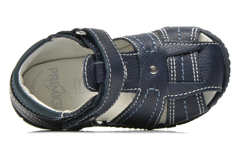 Sandales et nu-pieds Primigi Lars Bleu vue gauche