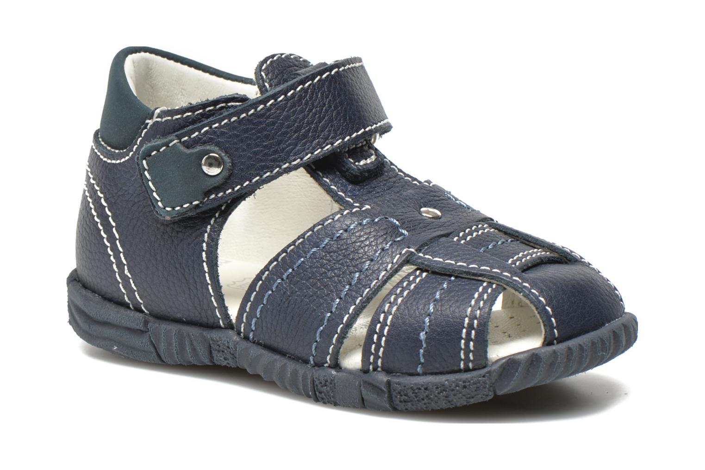 Sandales et nu-pieds Primigi Lars Bleu vue détail/paire