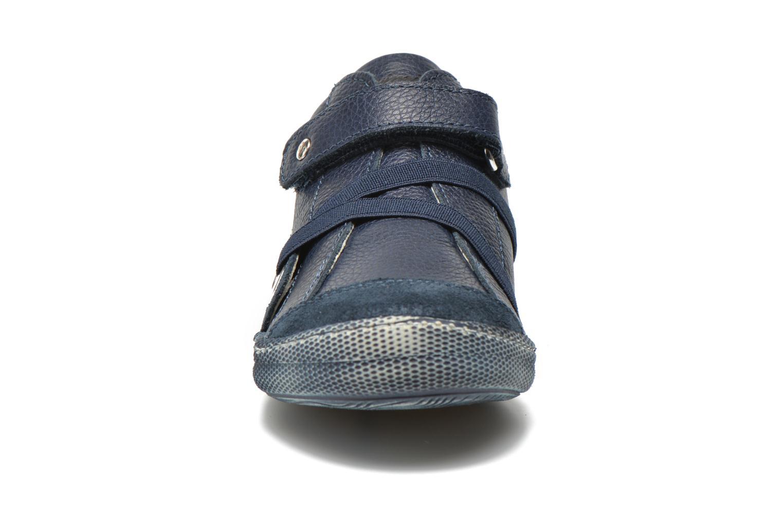 Baskets Primigi Solange 2-E Bleu vue portées chaussures