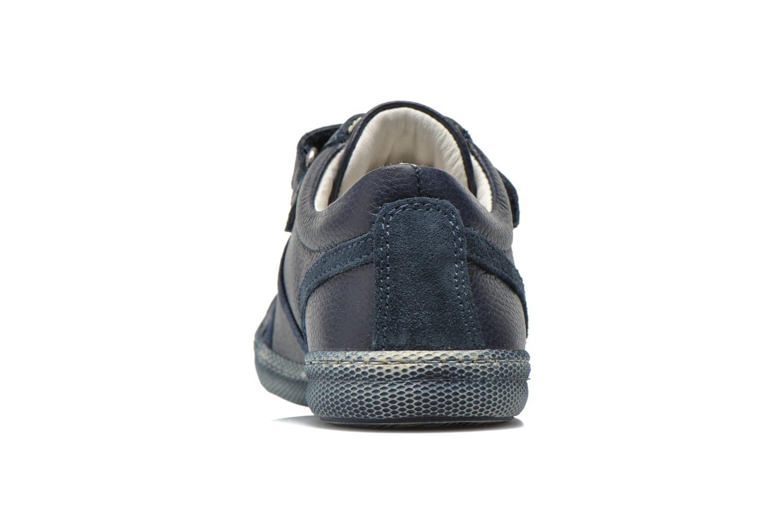 Baskets Primigi Solange 2-E Bleu vue droite
