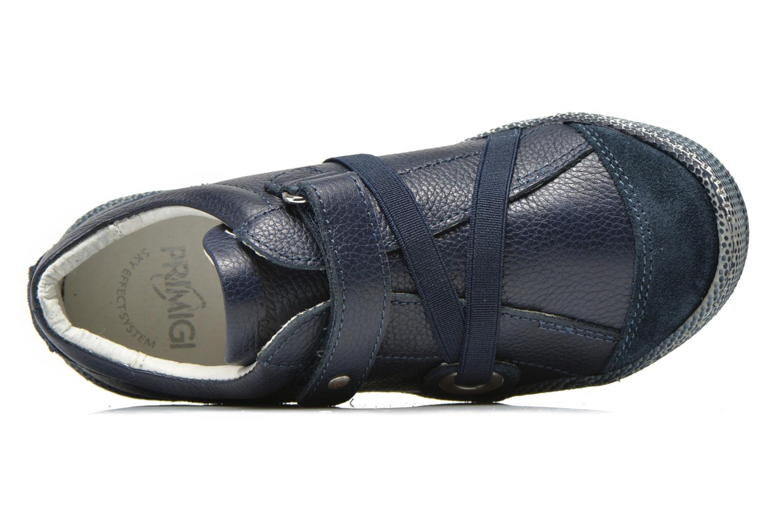 Baskets Primigi Solange 2-E Bleu vue gauche