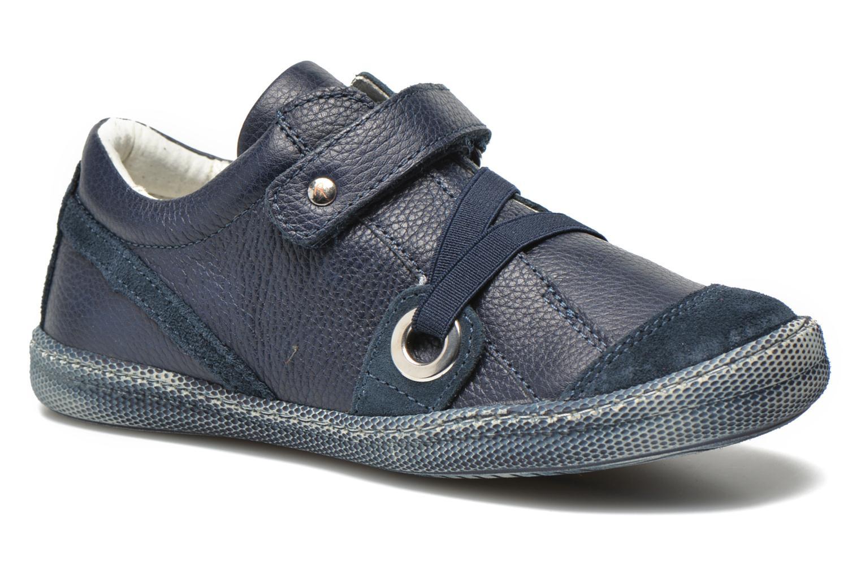 Baskets Primigi Solange 2-E Bleu vue détail/paire