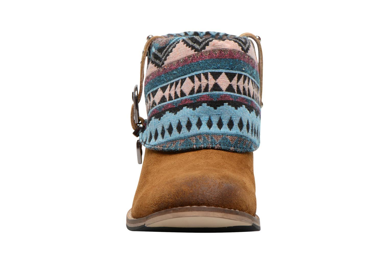 Bottines et boots Pepe jeans Bowie Multicolore vue portées chaussures