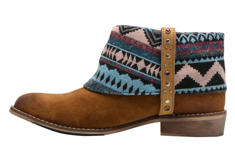 Bottines et boots Pepe jeans Bowie Multicolore vue face