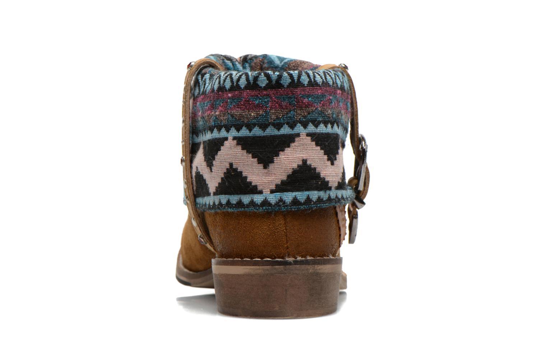 Bottines et boots Pepe jeans Bowie Multicolore vue droite