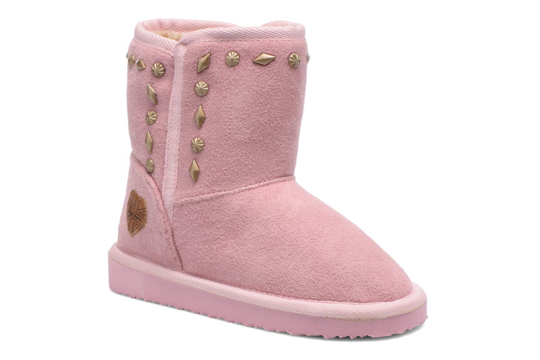 Stivali Pepe jeans Angel Studs Kids Rosa vedi dettaglio/paio