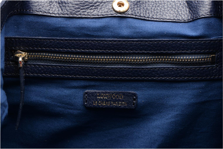 Sacs à main Loxwood Cabas franges Bleu vue derrière