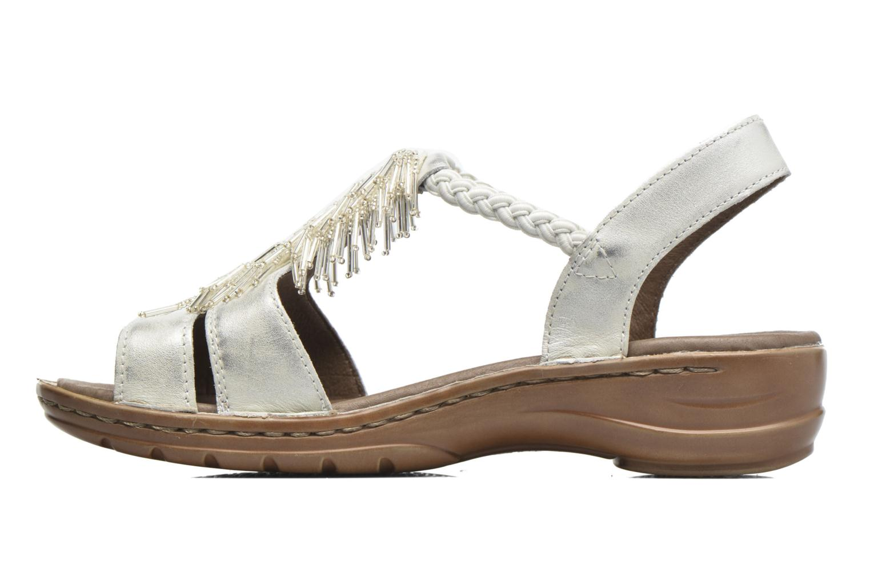 Sandales et nu-pieds Ara Hawai 2 Blanc vue face