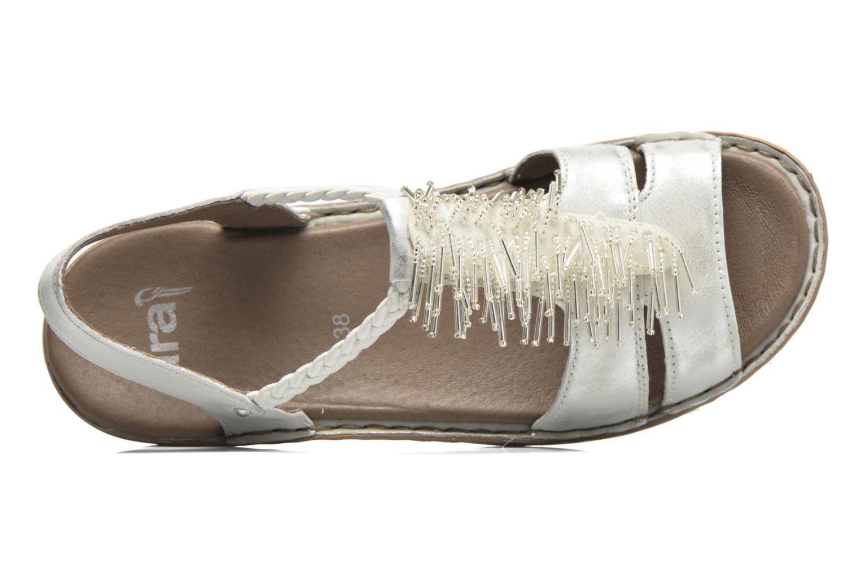 Sandales et nu-pieds Ara Hawai 2 Blanc vue gauche