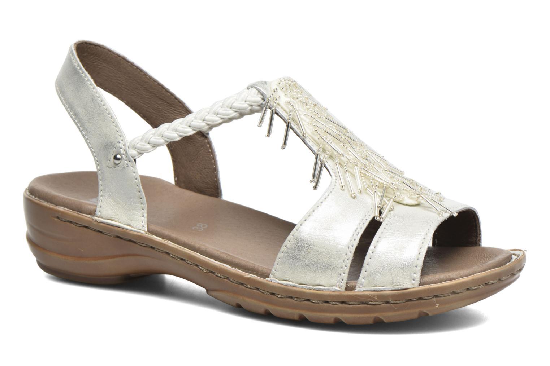 Sandales et nu-pieds Ara Hawai 2 Blanc vue détail/paire