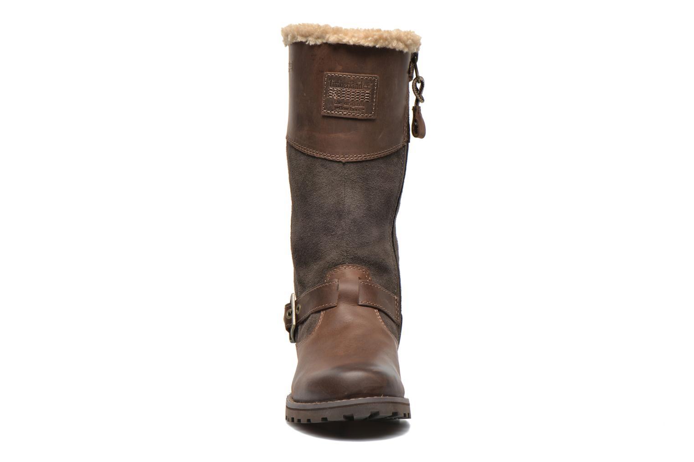 Bottines et boots Timberland Skyhaven Earthkeeper Marron vue portées chaussures