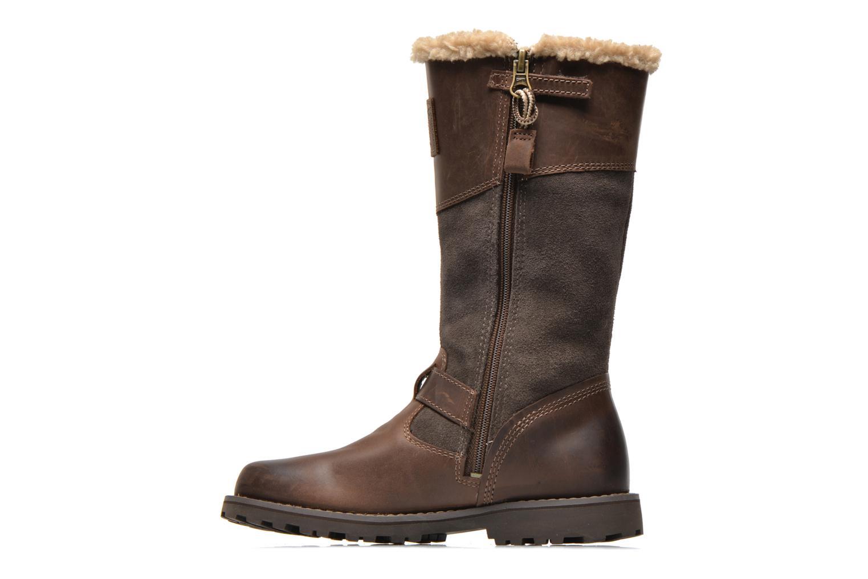 Bottines et boots Timberland Skyhaven Earthkeeper Marron vue face